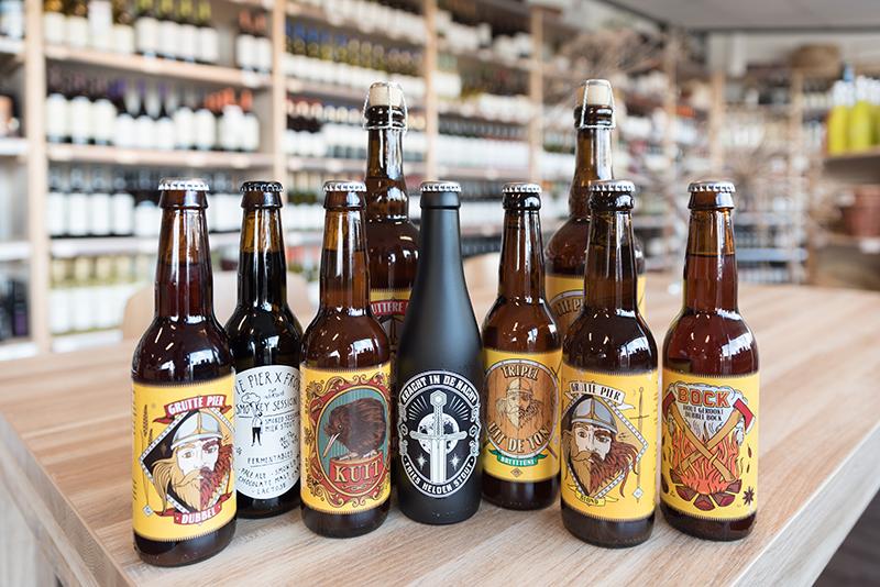 Flesjes Friesland bier