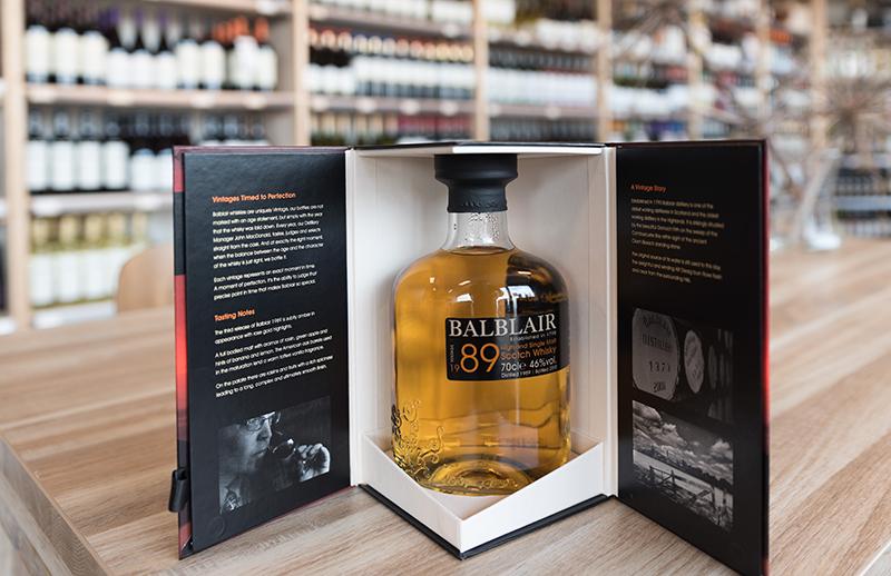 Cadeauverpakking Whisky