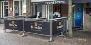 Voorzet buffet Hertog Jan