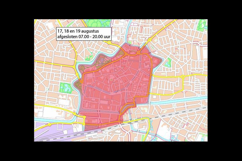 Kaartje Leeuwarden